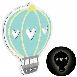 """Naktinė lempa """"Oro balionas"""""""
