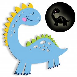 "Naktinė lempa ""Dinozauras"""