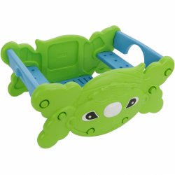 WOOPIE vaikiškas staliukas - sūpynės (žalia)