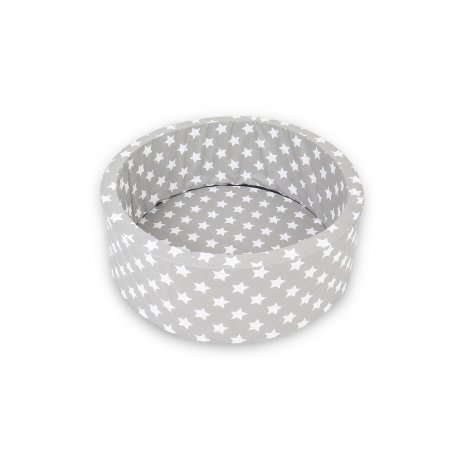 Garstyčių spalvos kamuoliukų baseinas 150 vnt. / 90x40 cm