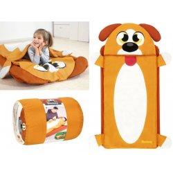 """Vaikiškas miegmaišio komplektas ,,Linksmasis Šuniukas"""""""