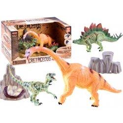 """Dinozaurų figūrėlių rinkinys ,,Dinozaurų Era"""""""