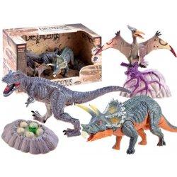 """Dinozaurų figūrėlių rinkinys ,,Dinozaurų pasaulis"""""""