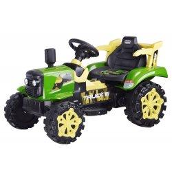 Mažojo ūkininko traktorius (žalias)