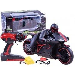 RC sportinis motociklas