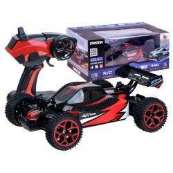 RC Buggy racer keturių varomųjų ratų automobilis (raudona)