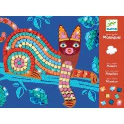 """Mozaikų klijavimo rinkinys ,,Spindintys gyvūnai"""""""