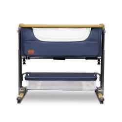 TIMON 3in1 lopšys/lovytė/kelioninė lova (tamsiai mėlyna)