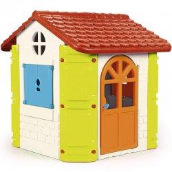 Sodo žaidimų namelis su kepsnine