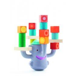 Djeco balansavimo kaladėlių žaidimas
