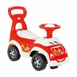 Paspiriama mažojo gaisrininko mašinėlė