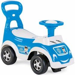 Mažojo policininko paspiriamas automobilis
