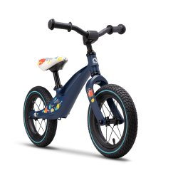 "Mėlynas balansinis dviratukas - ""Bart"""