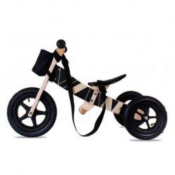 """Medinis balansinis dviratukas - """"Twist plus"""" 2 in 1"""