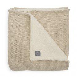 Jauki kūdikio antklodėlė iš Jollein (smėlio)
