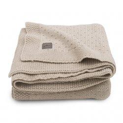 Megzta kūdikio antklodėlė (smėlio)