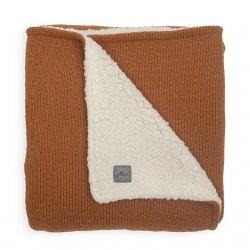 Jauki kūdikio antklodė (ruda)
