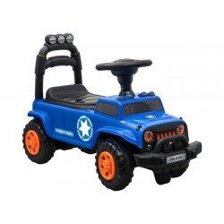 """Pirmasis mažylio automobilis """"Šerifo Džipas"""""""