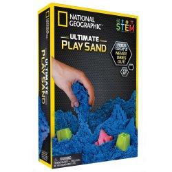 Mėlynas kinetinio smėlio rinkinys National Geographic