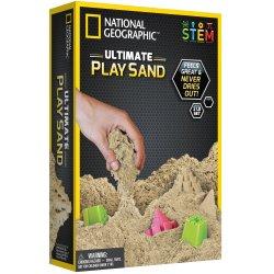 Kinetinio smėlio rinkinys National Geographic