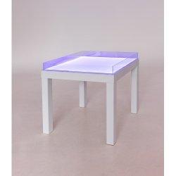Šviesos staliuko ir antstalio smėliui/vandeniui komplektas