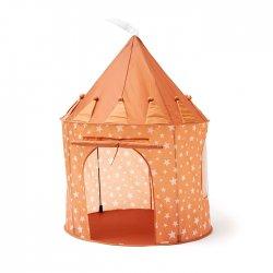 """Kids Concept oranžinė vaikiškai palapinė """"Žvaigždelė"""""""