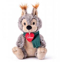 """Minkštas žaisliukas - """"Voverė Hubert"""""""