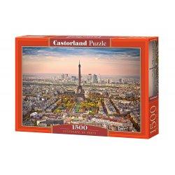 """Castorland dėlionė - """"Paris"""" - 1500 vnt."""