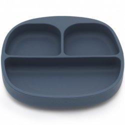 Tamsiai mėlynas KOOLECO silikoninis dubenėlis