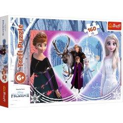Dėlionė - Frozen 2 / 160 vnt.