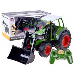 RC Traktorius buldozeris su 2.4 GHz valdymo pultu