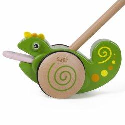 """Medinis stumdomas žaisliukas """"Chameleonas"""""""