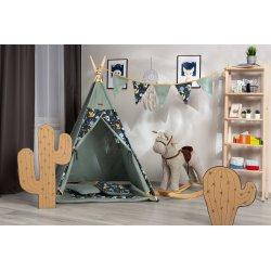 Žalia žaidimų palapinė - Forest