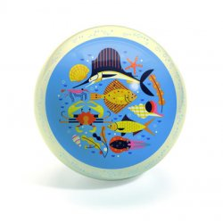 """Plastikinis kamuolys """"Burbuliukai"""" (22 cm)"""