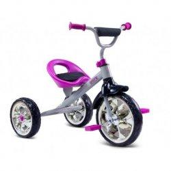 """Triratis dviratukas """"YORK PURPLE"""""""