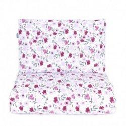 """Vaikiška patalynė """"Gėlytės"""" 100x135 cm (2 dalių)"""