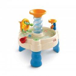 Spalvingas vandens žaidimų staliukas su fontanu