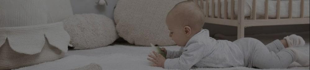 skalbiami kilimai vaikų kambariui